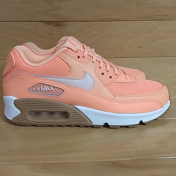 5ee87e4cb8ab Nike Air Max 90 Wmns Sunset Glow Tint 325213-802